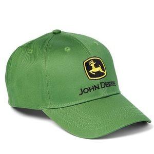 John Deere • Classic Green Hat